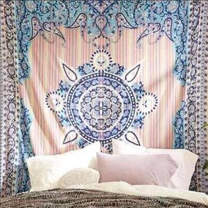 • urban outfitters • plum and bow estelle tapestry